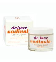 Deluxe Nadinola Bleaching Jar Cream 2.25 oz