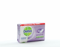 Dettole Sensitive Soap 4 oz / 110 g