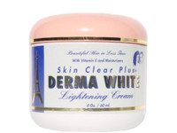 Derma White Skin Lightening Cream 4 oz