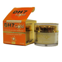 DH7 Gold Matifying Night Jar Cream 1.75 oz / 50 g