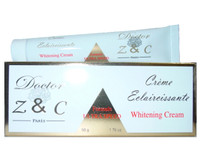 Doctor Z&C Ultra Speed Whitening Tube Cream 1.76 oz / 50 g