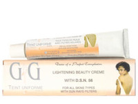 G&G D.S.N. 56 Lightening Beauty Tube Cream (Pink) 1 oz / 40 ml