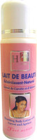 H20 Reg. Bleaching Body Lotion W/Carrot & Apricot 16.9 oz / 500 ml