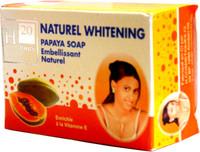 H20 Natural Papaya Whitening Soap 7.5 oz / 225 g