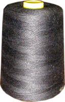 Hair Weaving Thread (Yarn-String) 8oz Small (black)
