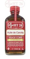 HT26 Carrot (Carotte) Oil 4 oz / 125 ml.