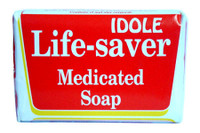 Idole Life Saver Medicated Soap 4 oz / 125 g