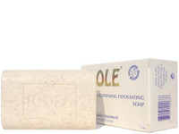 Idole Organic Lightening Exfoliating Soap 7 oz / 200 g