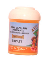 Miss Antilles Capillaire Purifiante Papaye Cream 4.2 OZ