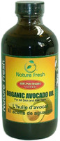 Nature Fresh 100% Pure Organic Avocado Oil 8oz