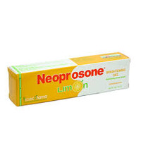 Neoprosone Limon Tube Gel 1 oz / 30 g