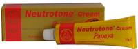 Neutrotone Papaya Tube Cream 1 oz / 30 g