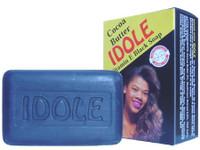 Idole Cocoa Butter (Black) Soap 2.63 oz / 75 g