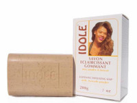 Idole Lightening Exfoliating soap (White) 7 oz / 200 g