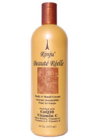 Rinju Body & Hand With Vitamin C (Gold) Lotion 16 oz / 453 ml