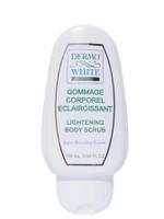 Dermo White Lightening Body Scrub 5 oz / 150 ml