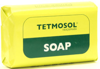 Medicated Soaps: Tetmosol Soap 2.99oz / 85 g