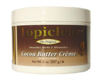 Topiclear Cocoa Butter Jar Cream 8 oz /  227 g