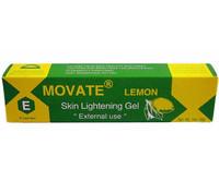 Movate E Lemon Skin Lightening Tube Gel  (Y/G)1oz / 30g