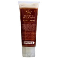 Nubian Heritage Honey & Black Seed Hand Cream 4oz/120ml