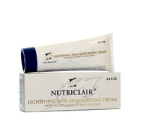 Nutriclair skin lightening and Moisturizing Cream 75g/2.5 oz