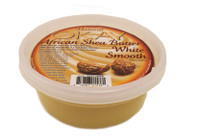 Okay African Shea Butter White Smooth Jar 8oz/238g