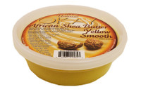 Okay African Shea Butter Yellow Smooth Jar 8oz/238g