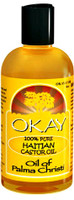 Okay Haitian Castor Oil 4oz/238ml