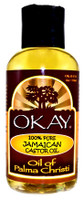 Okay Jamaican Castor Oil 4oz/238ml