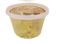 Okay Yellow Chuncky Shea Butter Jar 10oz/296g