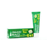 Organic Green Tea Skin Lightening Tube  Gel 1 oz / 30 ml