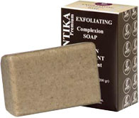 Otentika (Brown) Exfoliating Soap 7.04 oz / 200 g