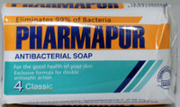 Pharmapur 4Classic Antibacterial Soap 7 oz / 200 g