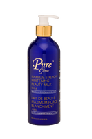 Pure Glow Maximum Strength Whitening Beauty Milk Lotion 16.8 oz / 500 ml