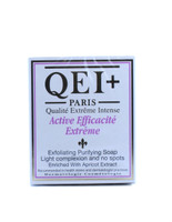 QEI+ Efficacite Extreme Exfoliating Purifying Soap Enriched with Apricot Extracts 7oz/200g