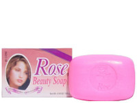 Rose Beauty Soap 4.58 oz / 130 g