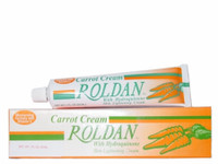 Roldan Carrot Skin Lightening Tube Cream 1.76 oz / 50 ml (**CLEARANCE**)