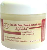 Roldan Cocoa Butter Jar Cream 4 oz / 114 g