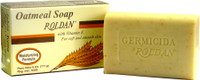 Roldan Oatmeal Soap With Vitamin E 6 oz / 171 g
