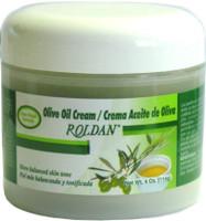 Roldan Olive Oil Jar Cream 4 oz / 114 g