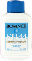 Rosance SH44 Super Moisturizing Milk Lotion with Sweet Almond Oil 17.6oz/500ml
