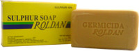 Roldan Sulphur (Yellow) Soap 2.63 oz / 75 g
