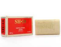 SH18 Soap Lightening Exfoliating (Red) 7 oz / 200 g