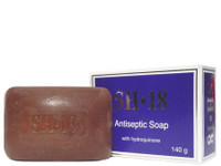 SH18 Soap Antiseptic W/ hq (Blue) 5 oz / 140 g