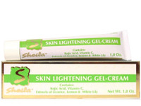 Sheila Skin Lightening  Tube Gel Cream 1 oz / 30 g