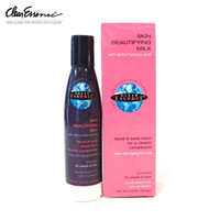 Clear Essence Skin Beautifying Milk with AHA (Pink) 4 oz / 120gr
