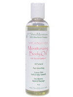 Shea Moisture Shea Butter Massage Oil 4oz / 120ml