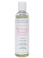 Shea Moisture Shea Butter Massage Oil 4oz / 120ml