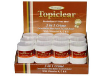 Topiclear 3 in 1 Jar Cream 2 oz / 35.7 g