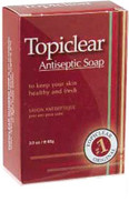 Topiclear (Number 1) Hygenic Soap 3 oz / 85 g